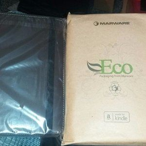 Marware Eco Genuine Brown Leather Cover Kindle